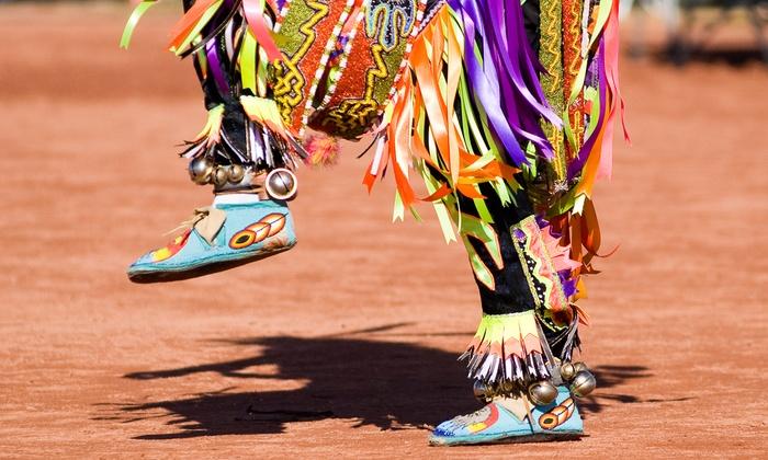 Pueblo Grande Museum - Indian Market : Indian Market Admission for Two or Four at Pueblo Grande Museum (Up to 30% Off)