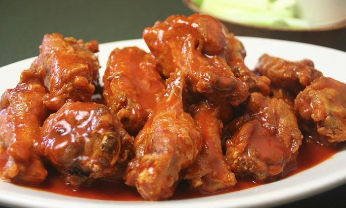 12 Street Wings - Forest Park: $10 for $15 Worth of Wings and Fresh Food at 12 Street Wings Restaurant and Bar