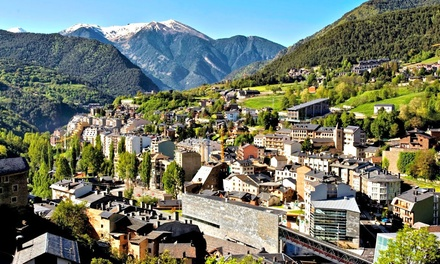 Andorra la Vella: 2, 4 o 6 noches en apartamento para hasta 4 en La Pleta 3000 y La Pleta Incles 3000