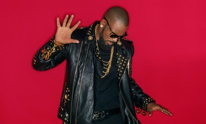 image for R. Kelly: Memory Lane Tour on Friday, May 11, at 7:30 p.m.