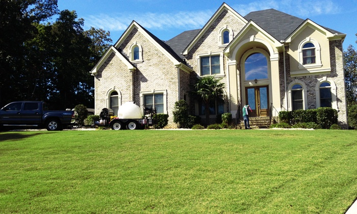 Treoss Cleaning Services - Atlanta: Power Washing for a Business or Home 2000, or 3000, or 4000 Sq. Ft. from Treoss Cleaning Services (Up to 50% Off)
