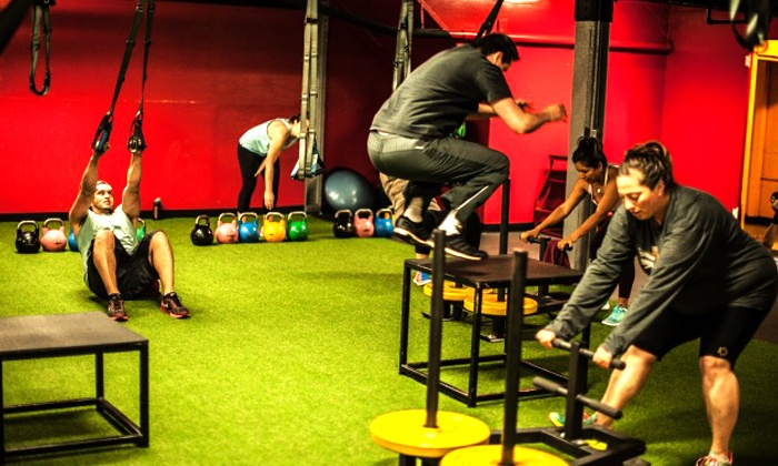 Invicta Fitness - South Lake: $49 for 10 Rowing, Yoga, or TRX Suspension Training Classes at Invicta Fitness ($120 Value)