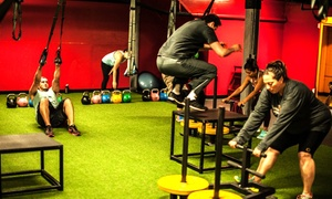 Invicta Fitness: $49 for 10 Rowing, Yoga, or TRX Suspension Training Classes at Invicta Fitness ($120 Value)