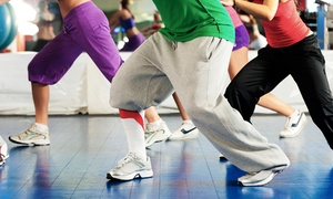 Zumba with Nicole: 10 or 20 Classes at Zumba with Nicole (Up to 57% Off)