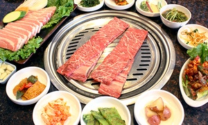 Palace Korean Bar & Grill - Lakewood: $11 for $20 Worth of Korean Food at Palace Korean Bar & Grill - Lakewood