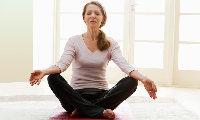 Studio Modern Yoga - Downtown Portland: 10 or 20 Yoga Classes at Studio Modern Yoga (Up to 56% Off)