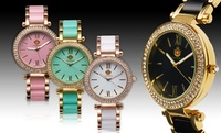 GROUPON: Louis Richard Eden Women's Watch Louis Richard Eden Women's Watch