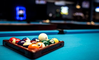 60% Off Billiards at Fat Rack's Sports Bar