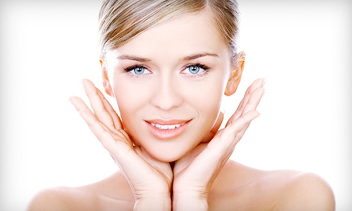 European Image - Plano: One or Three 60-Minute Specialty Facials At European Image (Up to 61% Off)