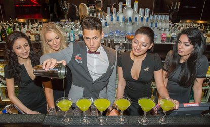 image for Cocktail Masterclass at Players Bar (Up to 48% Off)