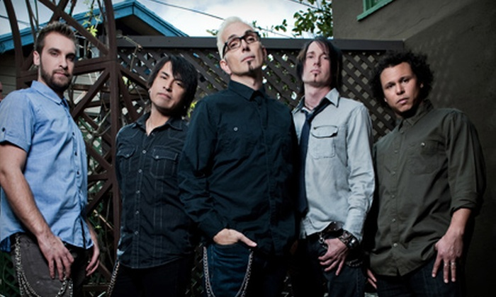 Summerland Tour 2013 Alternative Guitars with Everclear, Live, Filter, & Sponge - Red Hat Amphitheater: Everclear, Live, Filter, and Sponge at Red Hat Amphitheater on Friday, May 31 at 7:30 p.m. (Up to 49% Off)