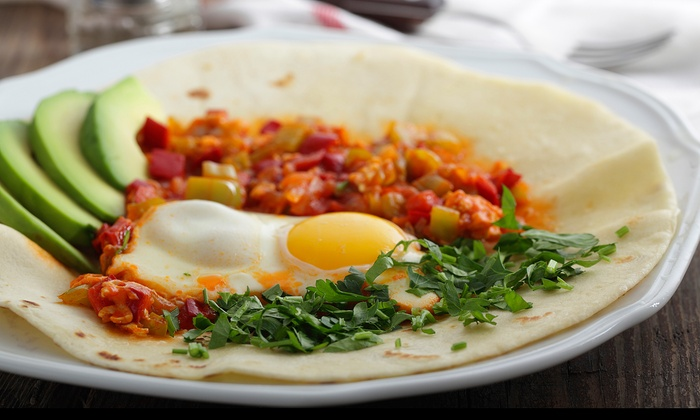 Mole' - Bay Area: $9 for $14 Worth of Central Mexican Cuisine for Breakfast at Molé
