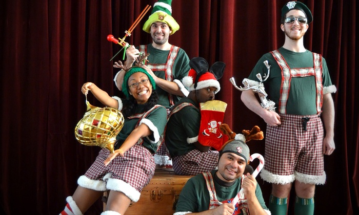 "Interactive Theater Company - Greater Heights: ""All of the Other Reindeer"" for Two or Four at Interactive Theater Company on December 3–21 (Up to Half Off)"
