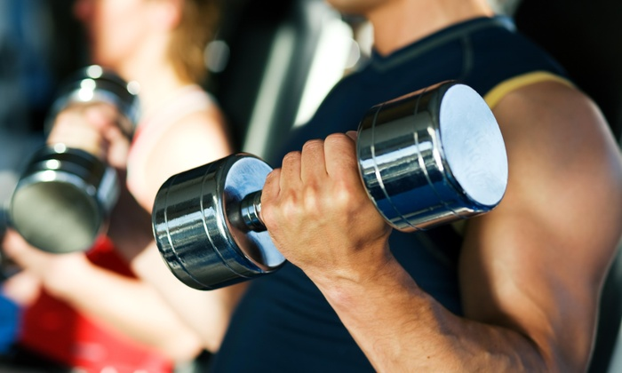 Slim Gyms - East Whittier City: Four Weeks of Gym Membership at Slim Gyms 2015 (65% Off)