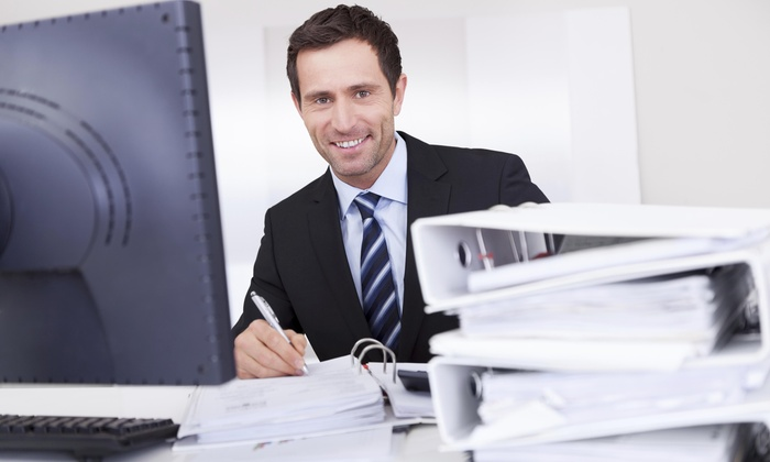 Tax Time & Company - Irving: Tax Consulting Services at Tax Time & Company (45% Off)
