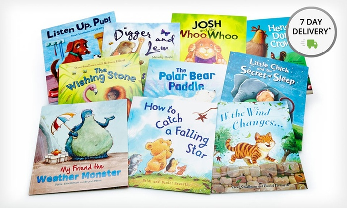 10-Book Storytime Bundle: 10-Book Storytime Bundle