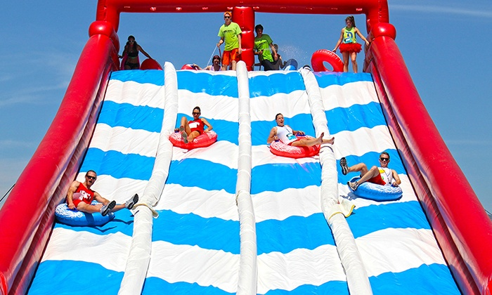 ROC Race – Ridiculous Obstacle Challenge 5K - Circuit of The Americas: ROC Race – Ridiculous Obstacle Challenge 5K Entry for One, Two, or Four on Saturday, September 27 (Up to 48% Off)