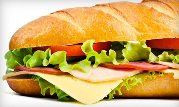 Fat Sam's Sub Station - Cullom Place,Southside: $6 for $12 Worth of Submarines and Diner Fare at Fat Sam's Sub Station