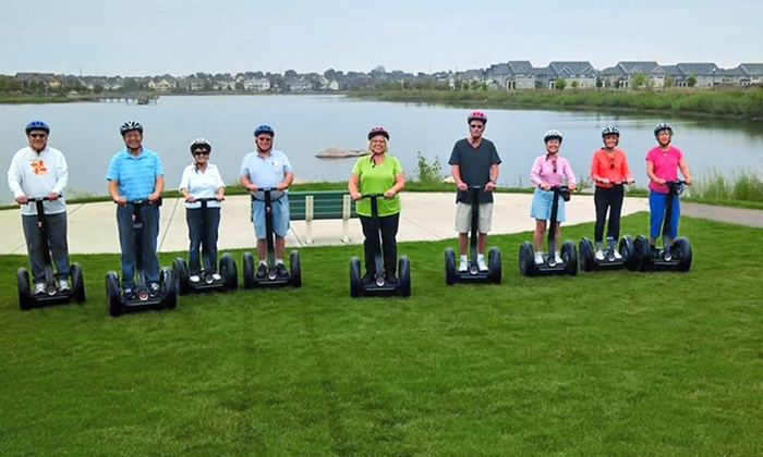 All American Segway Tours - Madison: 60- or 90-Minute Segway Tour from All American Segway (Up to 60% Off)