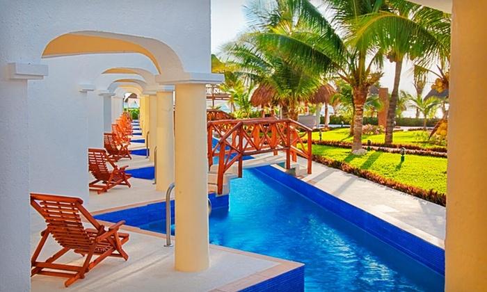 Hidden Beach Resort In Riviera Maya