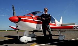 EasyPilot Ecole de pilotage d'avions: Baptême de l'air en avion sur la côte d'Opale pour 1 ou 2 personnes à 89 €