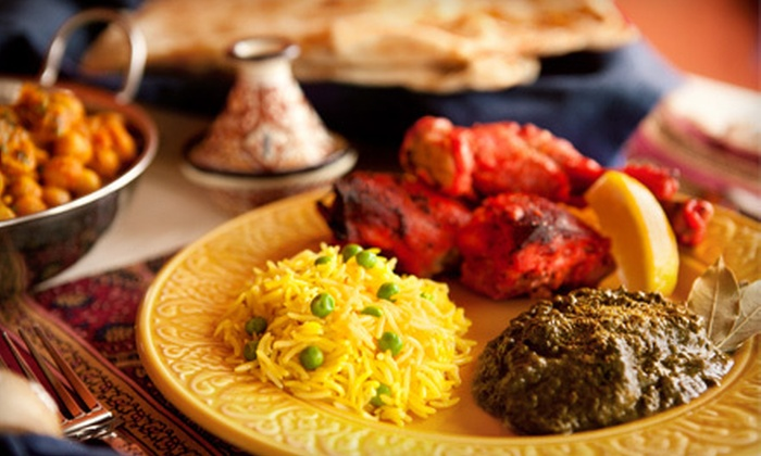 Star of India - North Austin,North Shoal Creek: Lunch or Dinner Buffet for Two, or $10 for $20 Worth of Northern-Indian Fare at Star of India