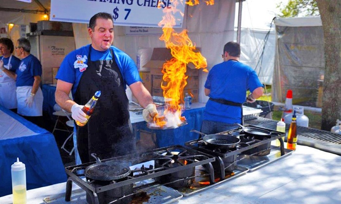 Greek Food Festival Boca Raton