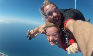 One Tandem Skydiving Jump From Gojump Oceanside (up To 51% Off). Two Options Available.