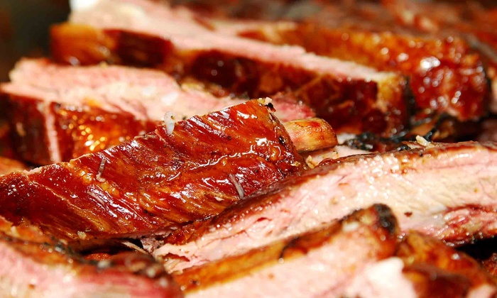 Pack Jack Barbeque - Sebastopol: Barbecue Dinner at Pack Jack Barbeque (Up to 50% Off). Two Options Available.