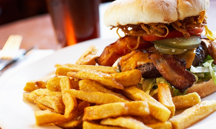 The Globe - Gramercy Park: Pub Dinner for Two or Four at The Globe (Up to 57% Off)