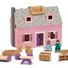Melissa and Doug Fold & Go Dollhouse