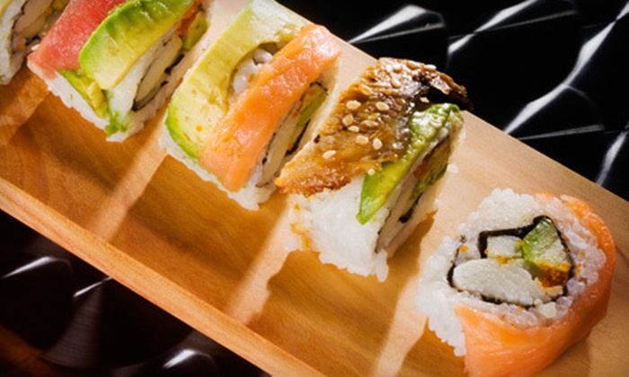 Spamps - Conshohocken: $20 for $40 Worth of Steaks, Seafood, and Sushi at Spamps