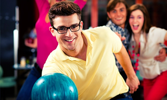 Bowling Proprietors' Association of North Jersey - Multiple Locations: $30 for Bowling for Up to Five at Bowling Proprietors' Association of North Jersey (Up to $75 Value). 9 Locations Available.