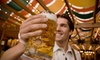 Jaxtoberfest - Downtown Jacksonville: One-Day Jaxtoberfest Tickets for Two or Four or 5K Beer Run for One or Two at Jaxtoberfest (Up to 59% Off)