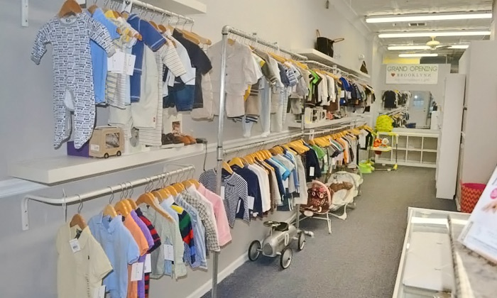 Brooklynn - Oradell: Children's Consignment Clothing at Brooklynn Consignment & Gift Boutique (50% Off). Two Options Available.
