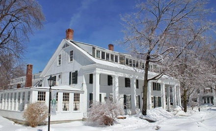 2-Night Stay for Two in a Standard Room or Suite at The Dorset Inn in Dorset, VT. Combine Up to 4 Nights.