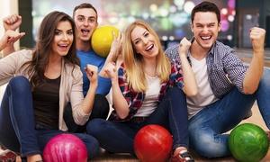 Bowltreff & Bowlshop: American Brunch mit Bowling für Sechs oder Zwölf im Bowltreff Dortmund (bis zu 56% sparen*)