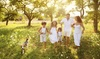 50% Off Family Photo Sessions at Lisa Simone Photography