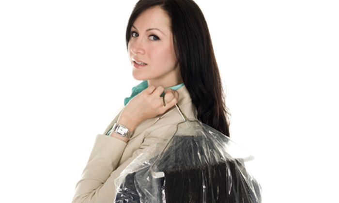 Red Robin Cleaners - Multiple Locations: $11 for $22 Worth of Dry Cleaning Services at Red Robin Cleaners