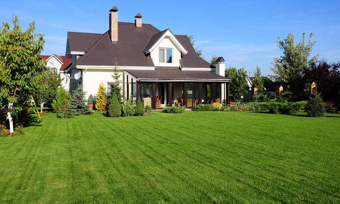 Lawn and Snow Pros - South Ogden: Lawn-Mowing Services from Lawn and Snow Pros (Up to 60% Off). Four Options Available.