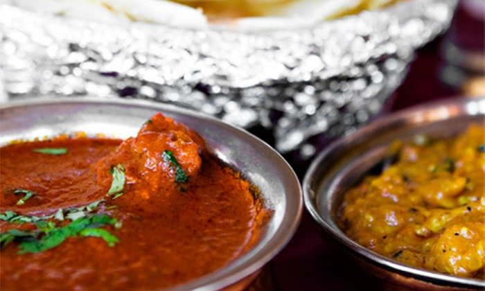 Bombay Bistro - Bombay Bistro: $10 for $20 Worth of Indian Dinner Cuisine at Bombay Bistro
