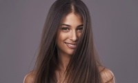 Cut and Finish with Either a Conditioning Treatment or a Half Head of Foils at The Vanity Lounge Hair & Beauty