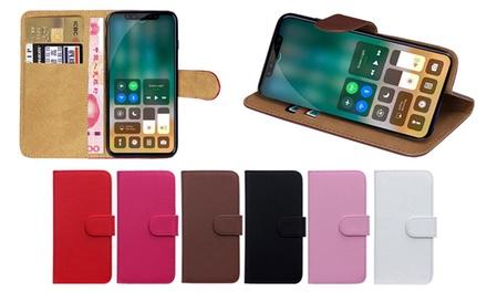 Portemonneehoesjes voor Apple iPhone