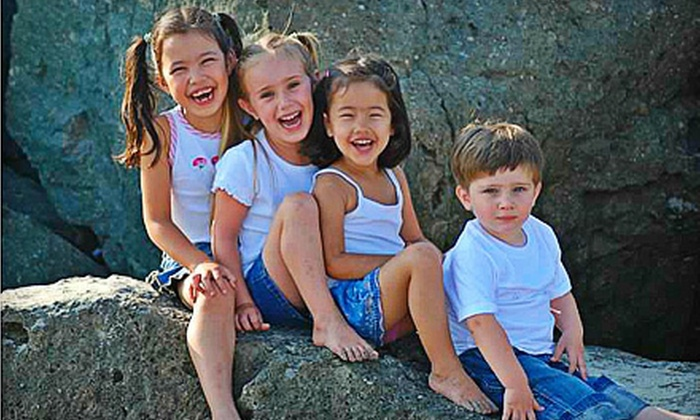 Good Eye Images - Multiple Locations: $49 for an Outdoor Photo Shoot with a CD of 50 Digitally Enhanced Images from Good Eye Images ($160 Value)