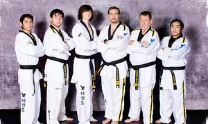 Choson Martial Arts & Fitness Academy: Tae Kwon Do or Kickboxing Classes at Choson Martial Arts & Fitness Academy (Up to 72% Off)