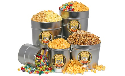 Gourmet Popcorn from KingOfPop.com. Multiple Options Available.
