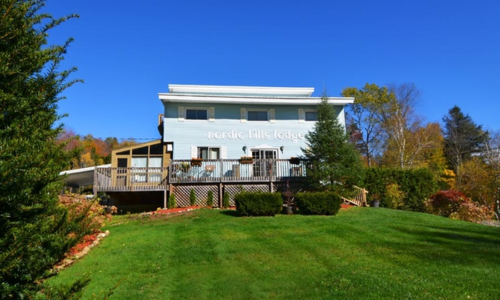 Nordic Hills Lodge - Wilmington: 2-Night Stay at Nordic Hills Lodge in Wilmington, VT