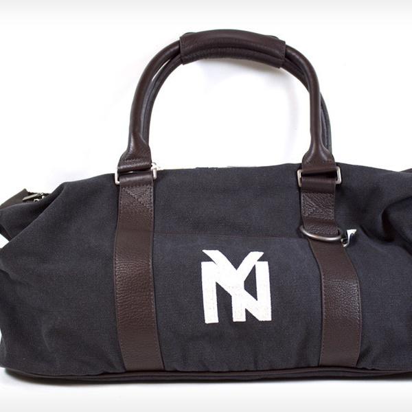 3aecff06bd NY Black Yankees Duffel Bag