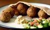 Mediterranean / American Catering Club - Beresford Park: Catered Mediterranean Food for Up to 20 or 30 People at Mediterranean / American Catering Club (Up to 46% Off)
