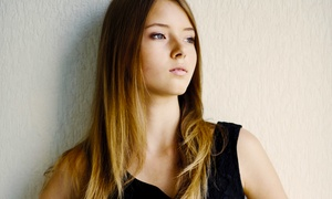 Parlour Salon: Haircut and Deep Condition, Balayage Treatment, or Keratin Treatment at Parlour Salon (Up to 63% Off)